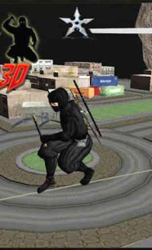 Ville Ninja Assassin Guerrier 1