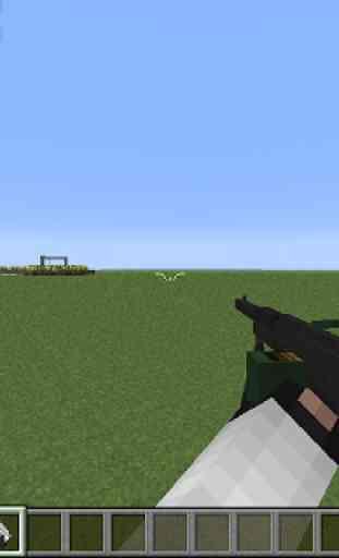 GUN MODS FOR MEPE 4