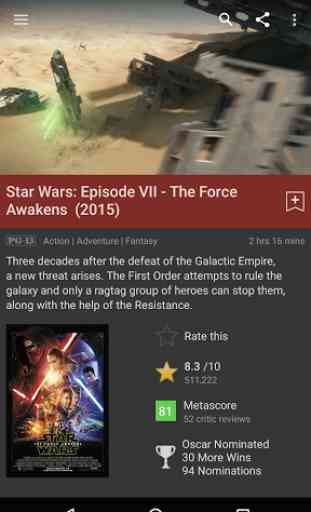 IMDb Films & TV 3