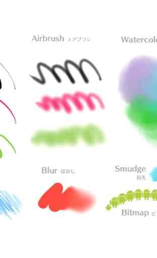 MediBang Paint - Art numérique 1