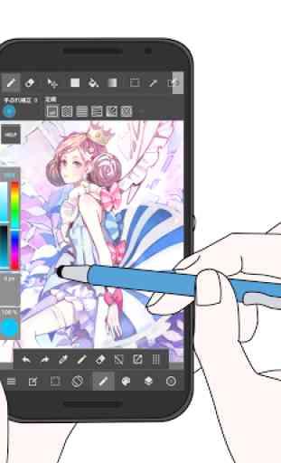 MediBang Paint - Art numérique 2