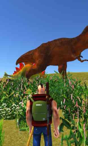 Dino Jurassic  Open World 1