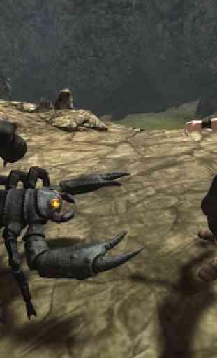 Huge Scorpion Simulator 3D 1