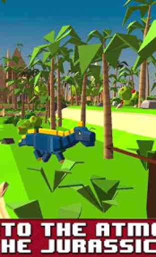 Jurassic Survival Island Sim 1