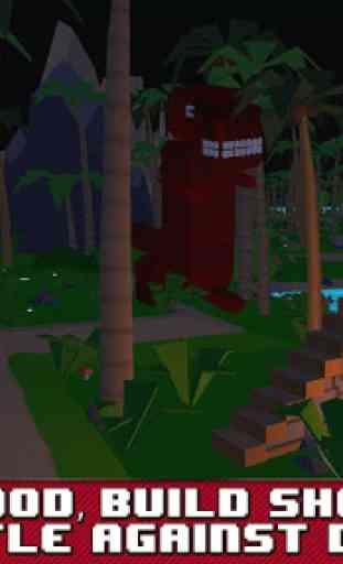 Jurassic Survival Island Sim 2