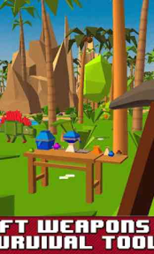 Jurassic Survival Island Sim 3
