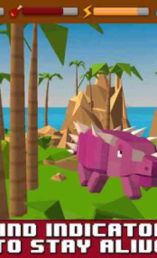Jurassic Survival Island Sim 4