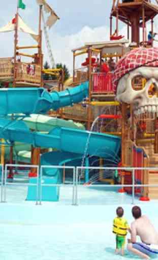 Water Park :Water Stunt & Ride 1