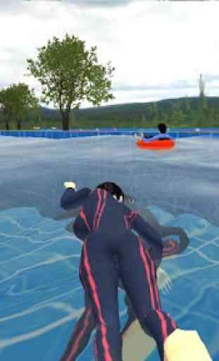 Water Park :Water Stunt & Ride 4
