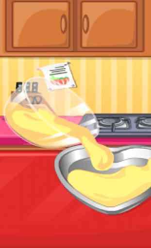 Pâtissier - Jeux de cuisine 3
