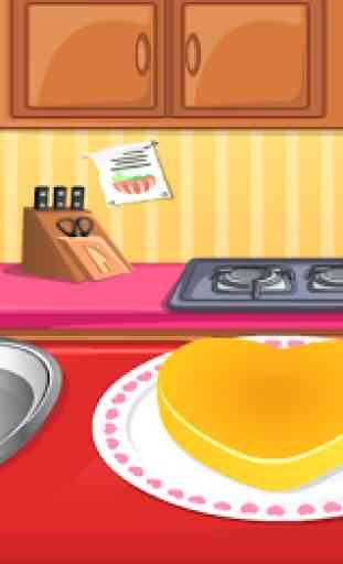 Pâtissier - Jeux de cuisine 4
