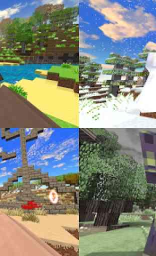 SimpleCraft 2: Biomes 2