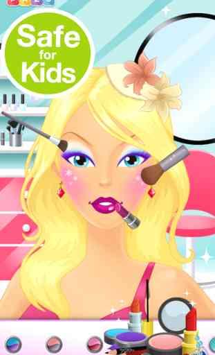 Make-Up Girls ñ Jeu de maquillage pour filles - de Pazu 1