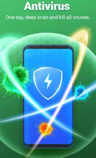 APUS Security - Clean Virus, Antivirus, Booster 1