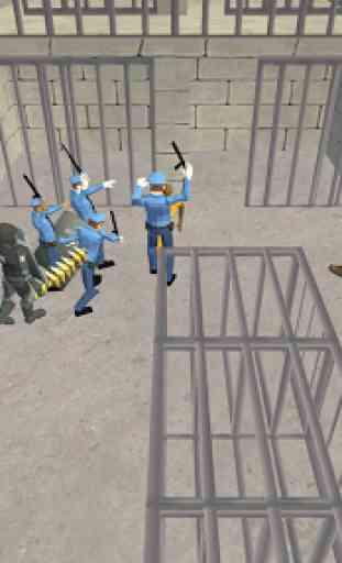 Battle Simulator: Prison & Police 3