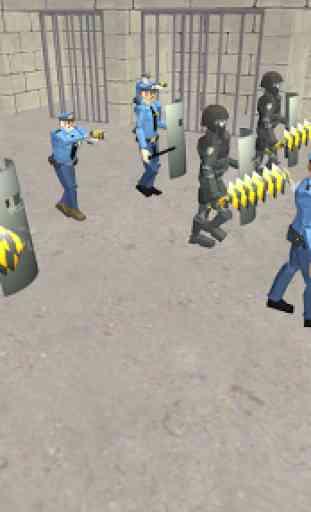 Battle Simulator: Prison & Police 4