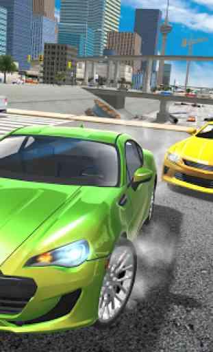 Car Driving Simulator Drift 1