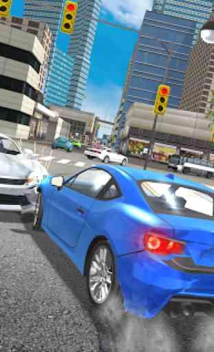 Car Driving Simulator Drift 2