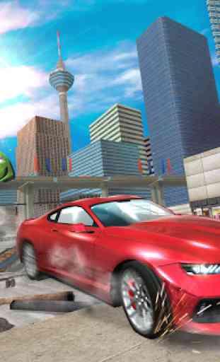 Car Driving Simulator Drift 3
