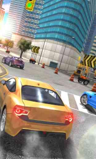 Car Driving Simulator Drift 4