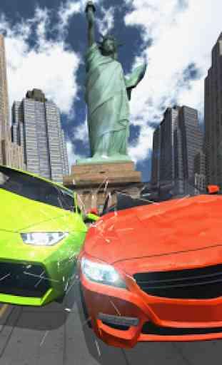 Car Driving Simulator: NY 1