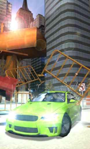 Car Driving Simulator: NY 4