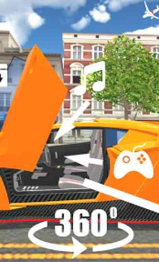 Car Simulator Veneno 2