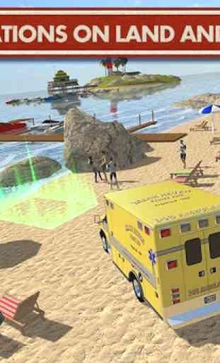 Coast Guard: Beach Rescue Team 2