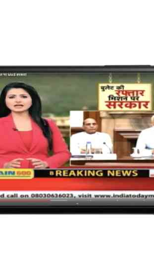 Hindi News Live TV 4