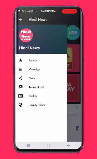 Hindi News Live TV, India News Live, Newspaper App 2