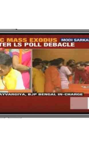 Hindi News Live TV , Live TV NEWS ,NEWS 4