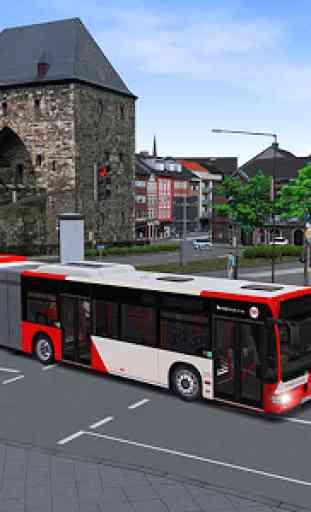 Metro Bus Games Real Metro Sim 1
