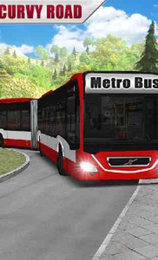 Metro Bus Games Real Metro Sim 2