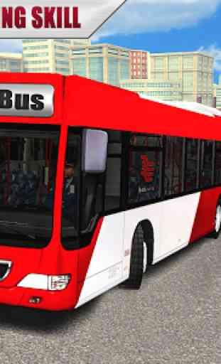 Metro Bus Games Real Metro Sim 3