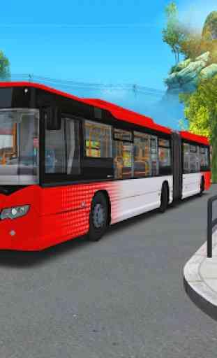 Metro Bus Games Real Metro Sim 4
