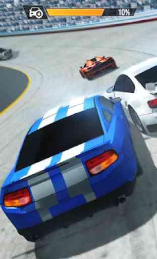 REAL Fast Car Racing: Asphalt Road & Crazy Track 1