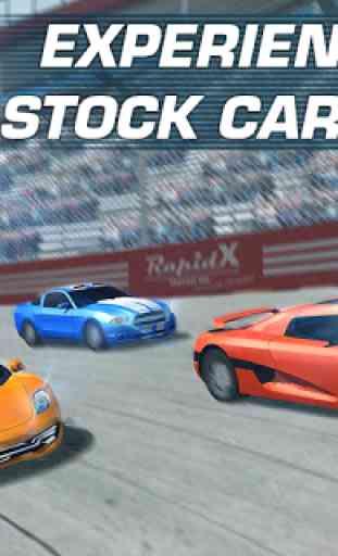 REAL Fast Car Racing: Asphalt Road & Crazy Track 2