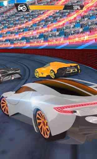 REAL Fast Car Racing: Asphalt Road & Crazy Track 3