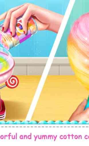 Cotton Candy Shop - Jeu De Cuisine Enfants 1