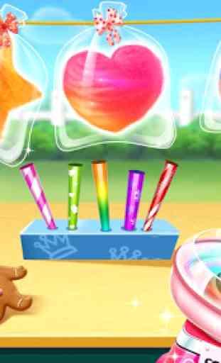 Cotton Candy Shop - Jeu De Cuisine Enfants 2