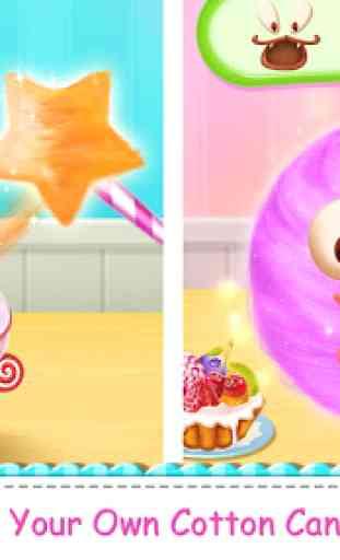 Cotton Candy Shop - Jeu De Cuisine Enfants 3