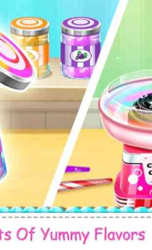 Cotton Candy Shop - Jeu De Cuisine Enfants 4