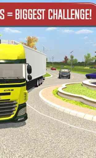 Delivery Truck Driver Simulator 1