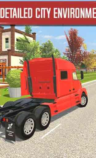 Delivery Truck Driver Simulator 2