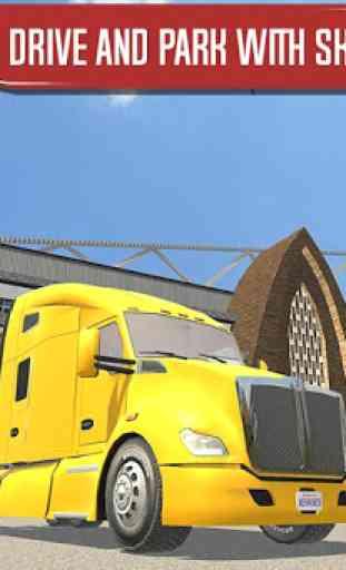 Delivery Truck Driver Simulator 3
