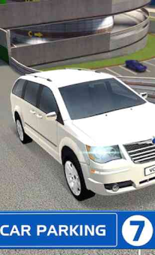 Multi Level 7 Car Parking Simulator 1