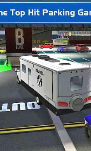 Multi Level 7 Car Parking Simulator 2