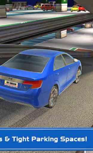 Multi Level 7 Car Parking Simulator 3