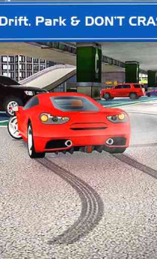 Multi Level 7 Car Parking Simulator 4