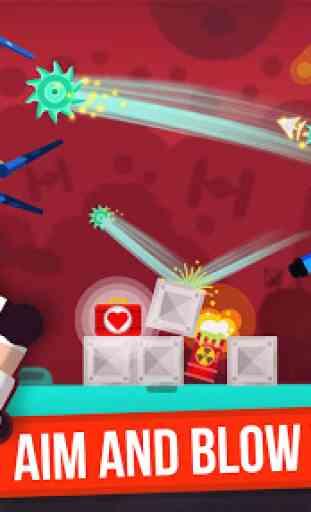 Ragdoll Rage: Heroes Arena 4